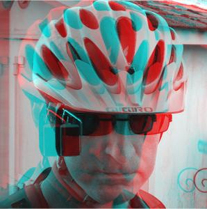 808-26 Helmet Selfie